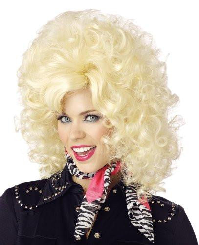 Women's Country Western Diva Wig