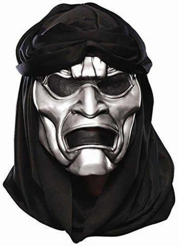 300 (The Movie) Immortal Vacuform Mask with Fabric Hood