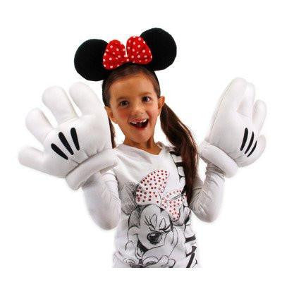 Disney Minnie Mouse Ears & Gloves Set
