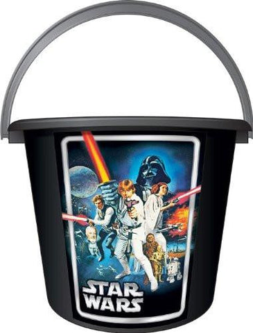 Image of Star Wars Trick-or-Treat Pail Bucket