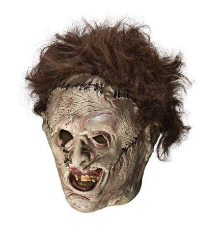 Image of Texas Chainsaw Massacre Leather Face Mask