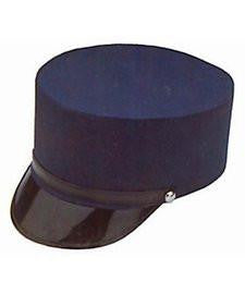 Navy Blue Conductor Hat