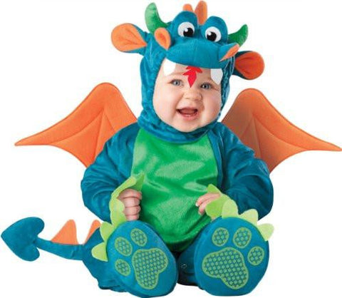 Image of Baby Dinky Dragon Costume