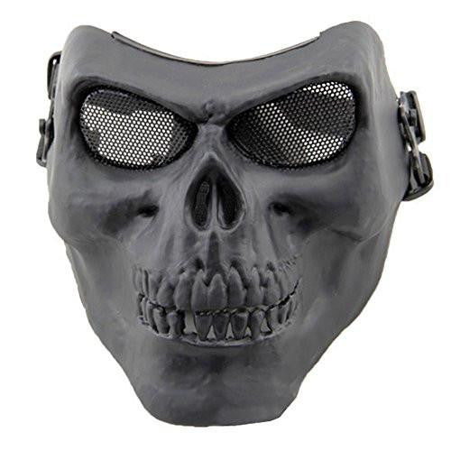 Full Face Skull War Game Mask