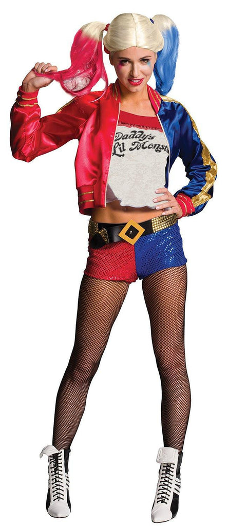 Harley Quinn Suicide Squad Women's Costume