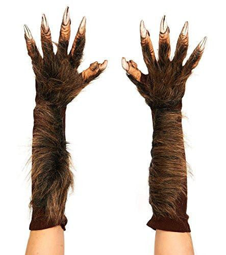 Men's Wolf Gloves