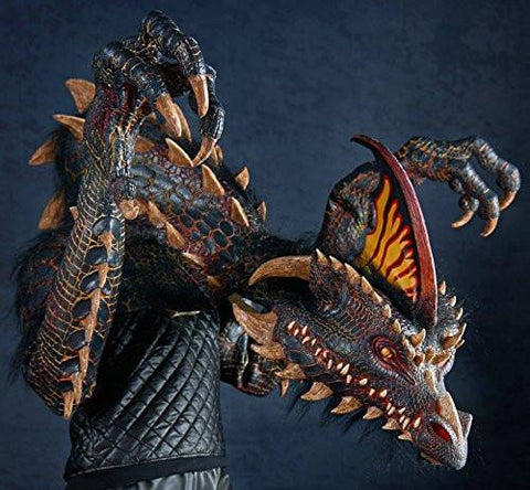 Image of The Nightmare Collection - Smolder - The Black Dragon Adult Costume