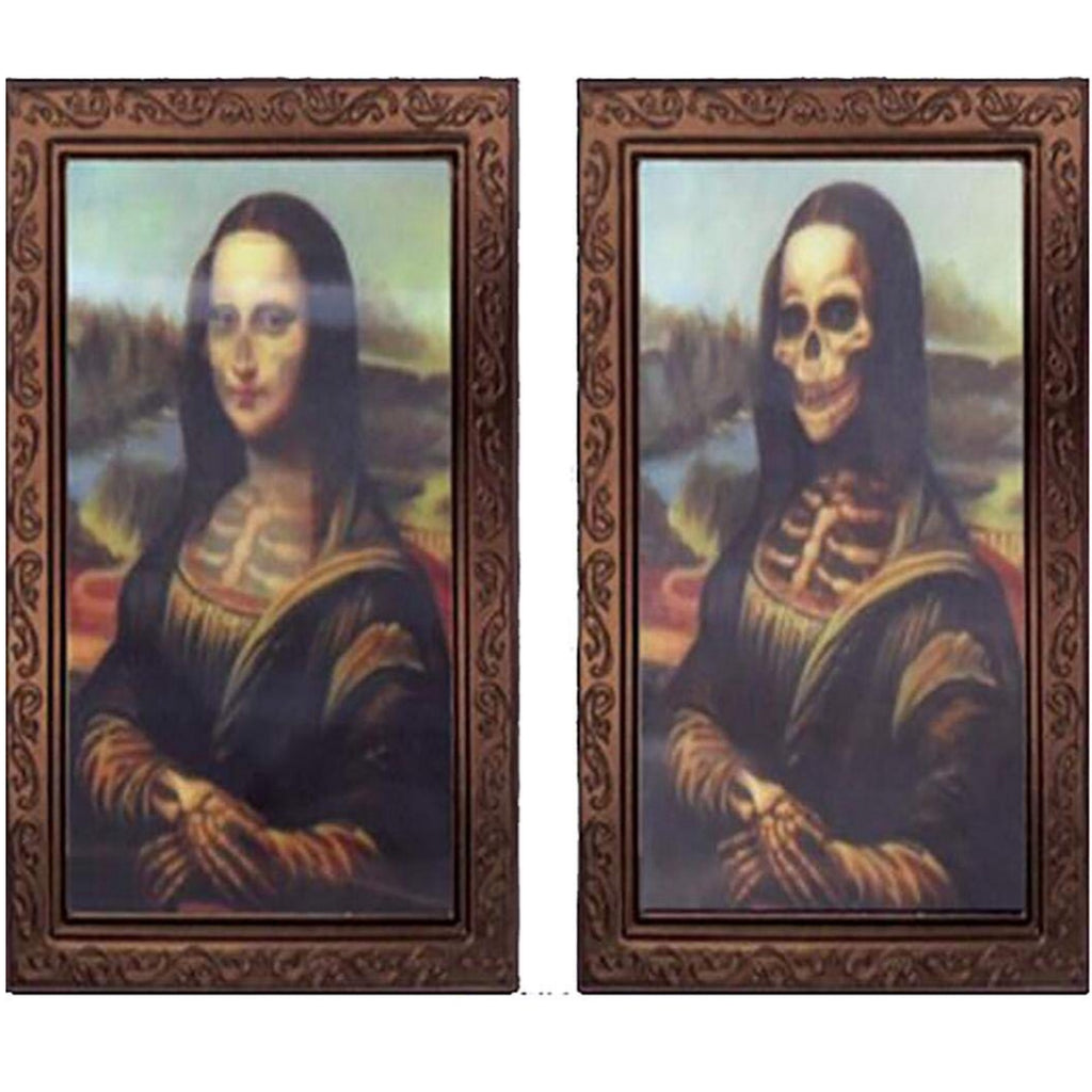 Haunted Mona Lisa