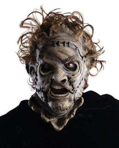 Texas Chainsaw Massacre 3D Leatherface Adult 3/4 Mask