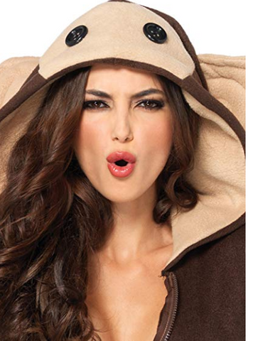 Womens Monkey Costume