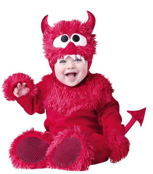 Baby Boy's Devil Costume