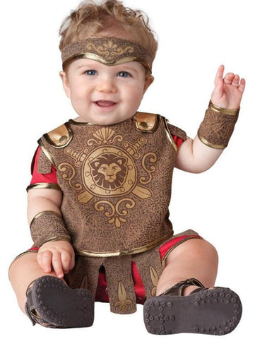 Baby Boy's Gladiator Costume