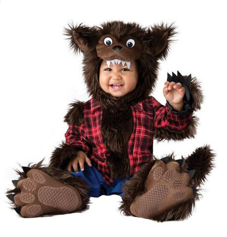 Baby Boys' Scary Werewolf Costume