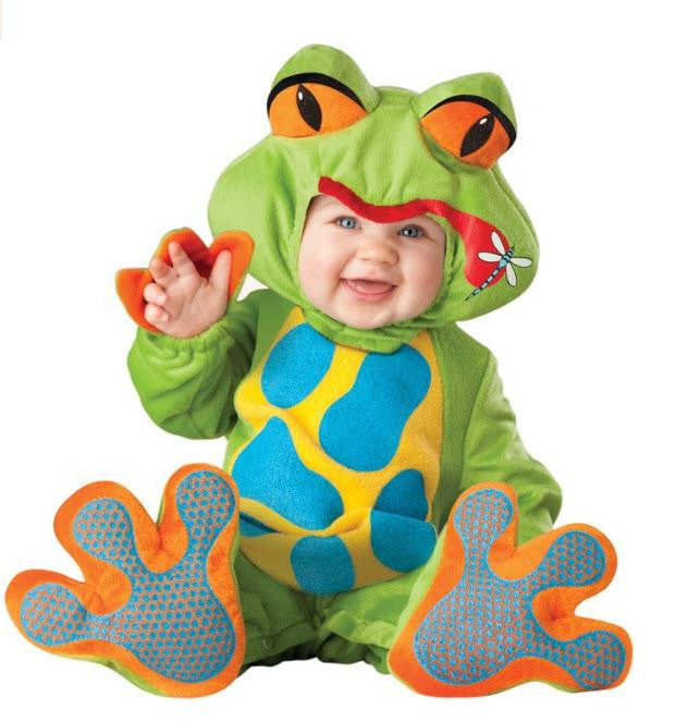 Baby Cute Froggy Costume