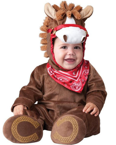 Baby Friendly Pony Costume