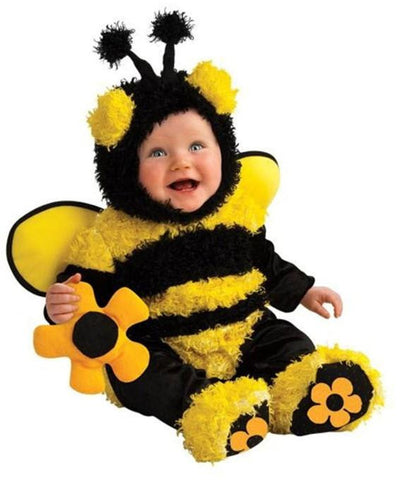 Baby Girl Buzzing Bee Costume