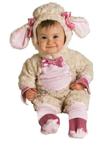 Baby Super Cute Lil' Lamb Costume