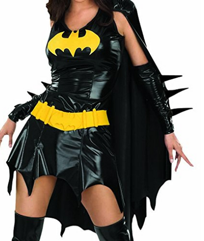 Image of Batgirl DC Comics Womens Costume