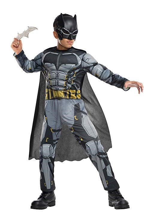 Batman DC Comics Superhero Boys Costume