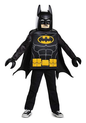 Boys Batman Lego Movie Kids Costume