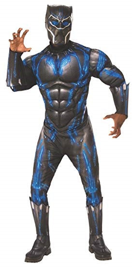 Black Panther Marvel Mens Costume