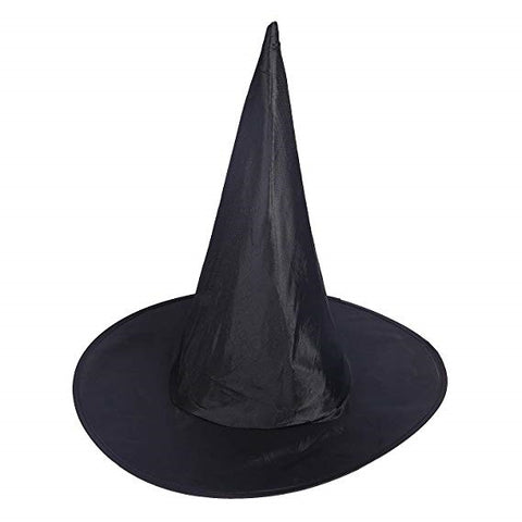 Black Witch Hat Accessory