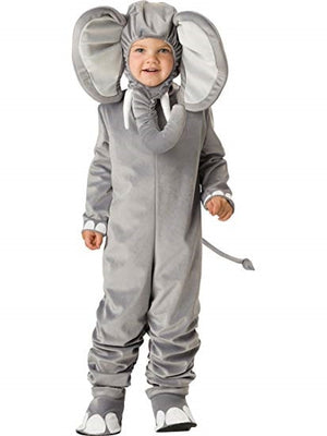 Boys Elephant Animal Toddler Costume