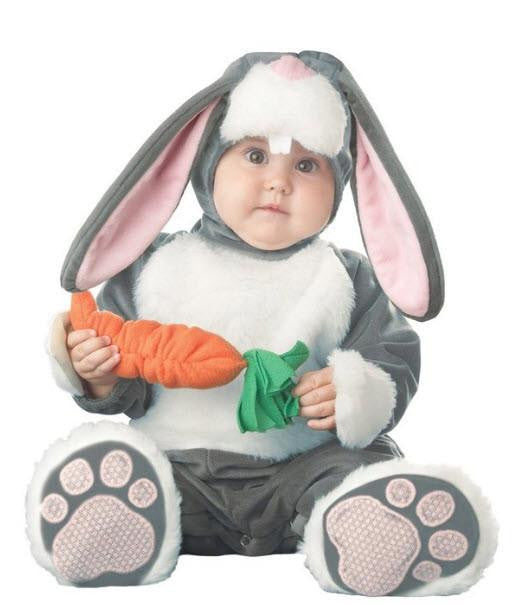 Cute Baby Bunny Costume
