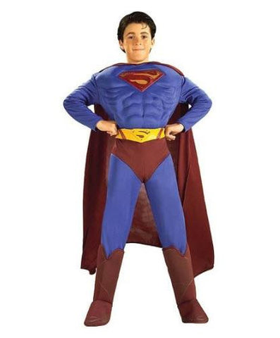 Boys Super Man Costume