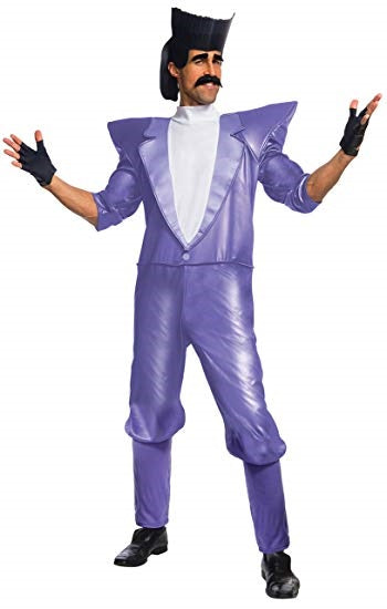Despicable Me 3 Balthazar Mens Costume
