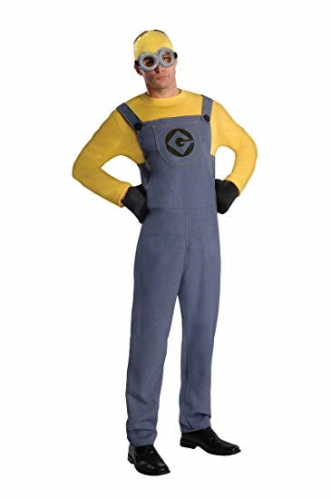 Despicable Me Dave Minions Mens Costume