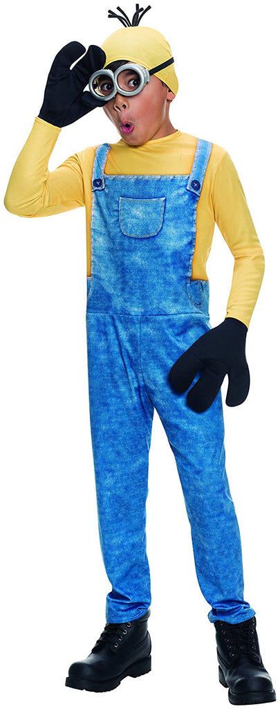 Despicable Me Kevin Minions Kids Costume