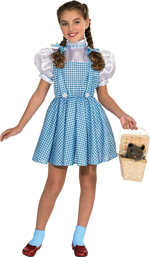 Dorothy The Wizard of Oz Girls Costume