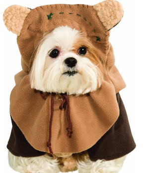 Dog Ewok Star Wars Pet Costume