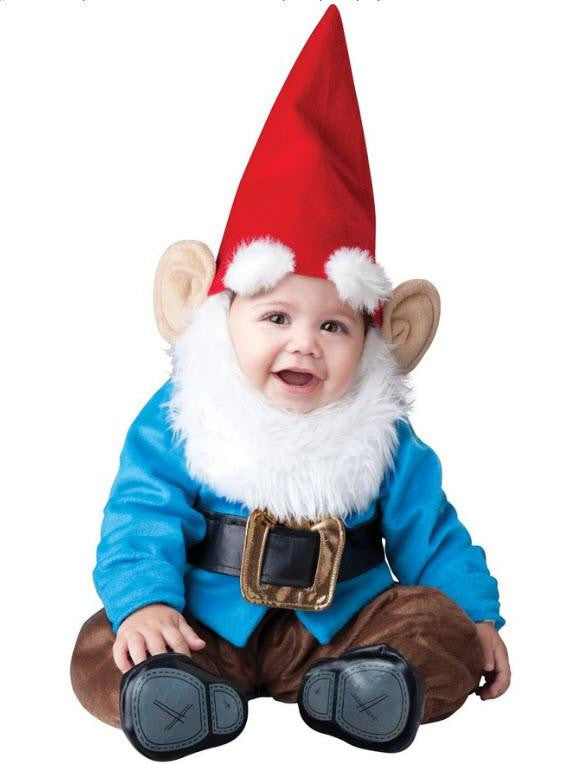 Lil' Garden Gnome Baby Costume