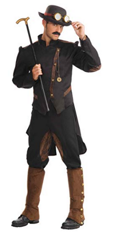 Gentlemen Steampunk Mens Costume