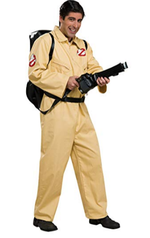Ghostbusters Jumpsuit Adult Costume