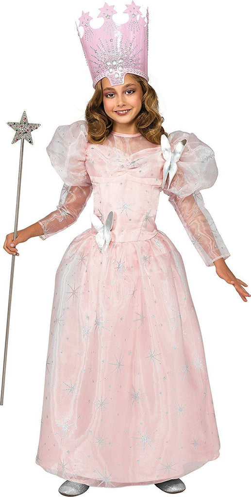 Glinda The Wizard of Oz Girls Costume