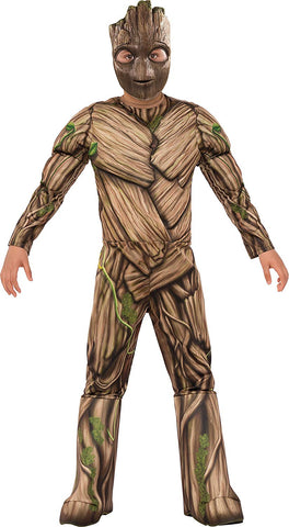 Groot Guardians of the Galaxy Boys Costume