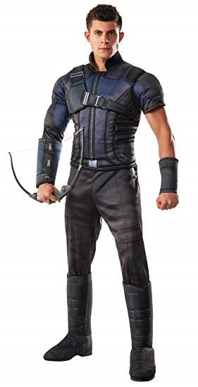 Hawkeye Avengers Marvel Mens Costume