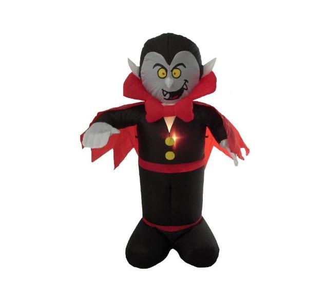 Inflatable Dracula Decoration