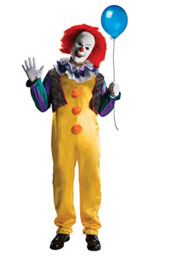 It Pennywise Clown Adult Costume