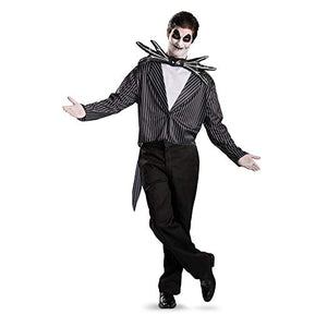 Jack Skeleton The Nightmare Before Christmas Adult Costume