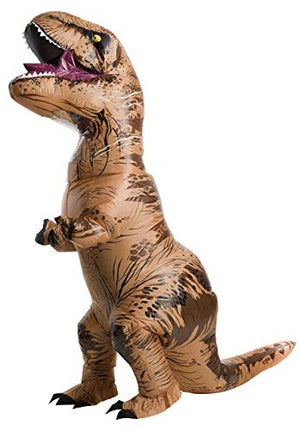 Jurassic World Dinosaur T-Rex Adult Costume