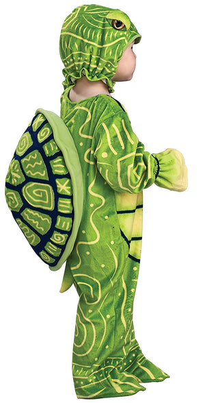 Kids Turtle Toddler Costume