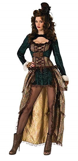 Madame Steampunk Womens Costume