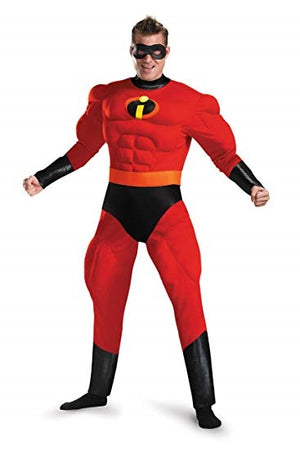 Mr. Incredible Muscle Mens Costume