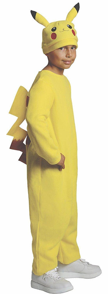 Pokemon Pikachu Boys Costume