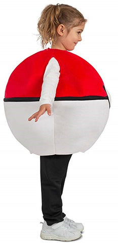 Image of Pokemon Pokeball Costume