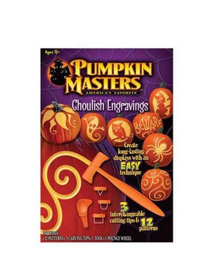 Pumpkin Engraving Kit